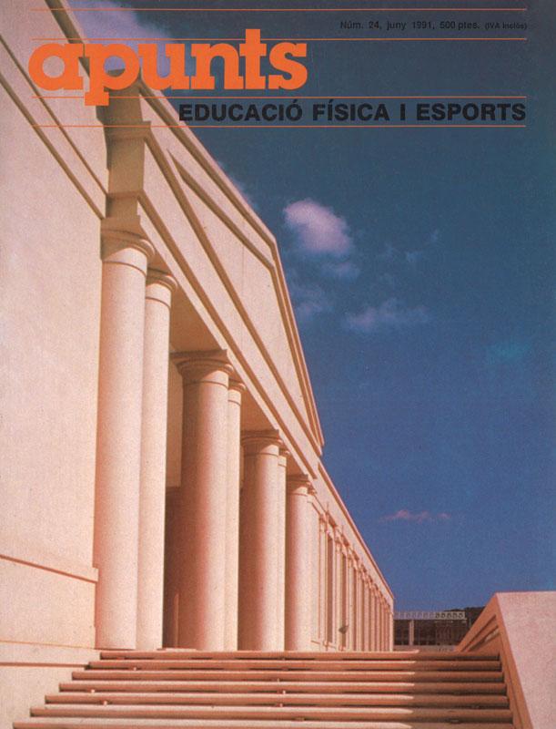 Cobrir 24 Apunts Educació Física i Esports. INEFC