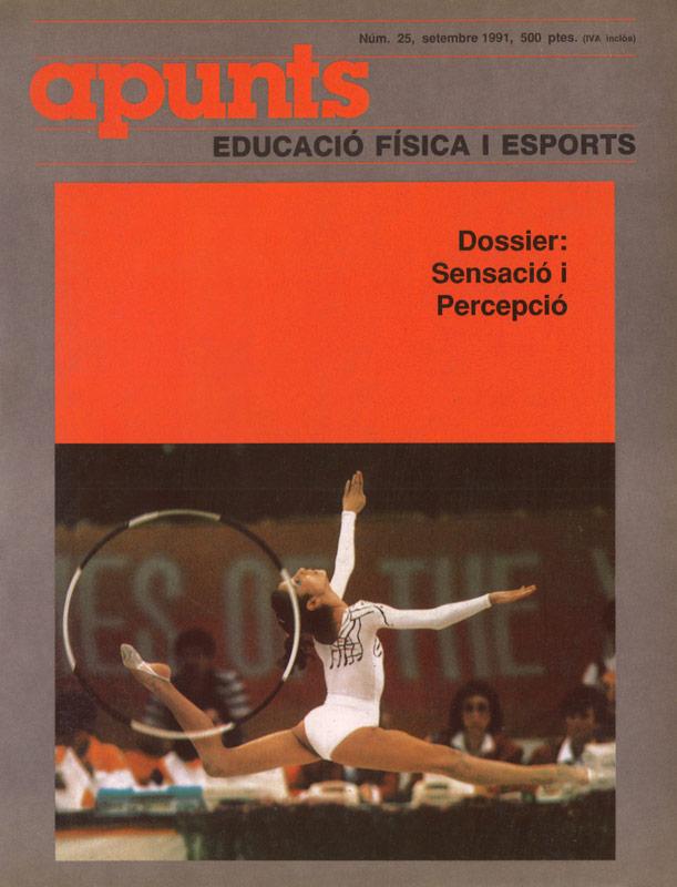 Cobrir 25 Apunts Educació Física i Esports. INEFC