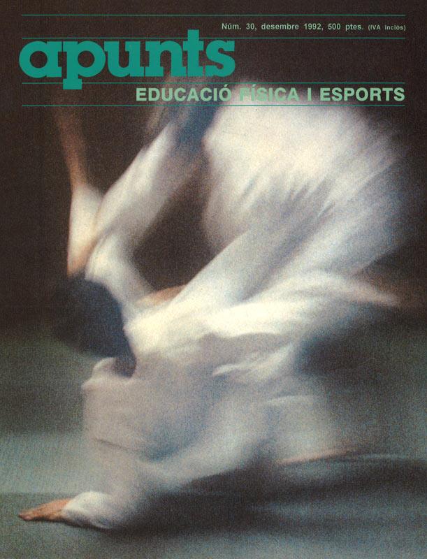 Cobrir 30 Apunts Educació Física i Esports. INEFC