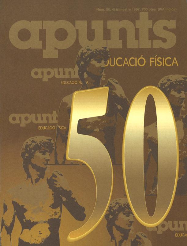 Cobrir 50 Apunts Educació Física i Esports. INEFC