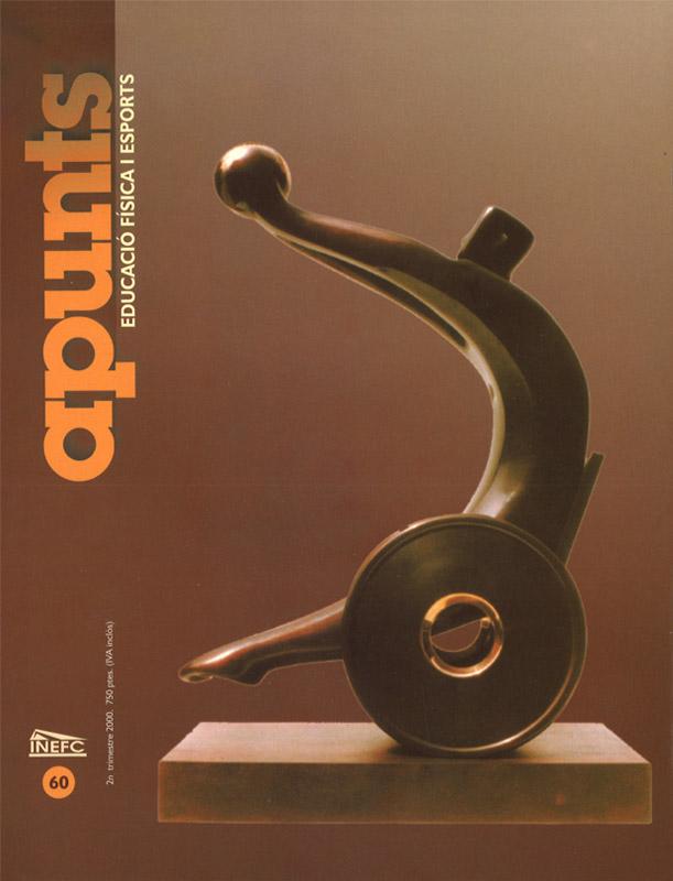 Cobrir 60 Apunts Educació Física i Esports. INEFC