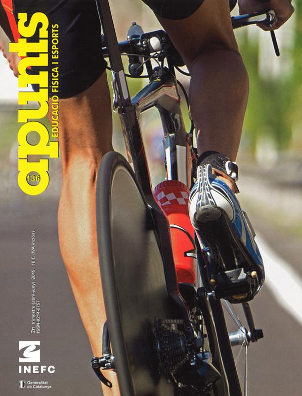Cobrir 136 Apunts Educació Física i Esports. Inefc