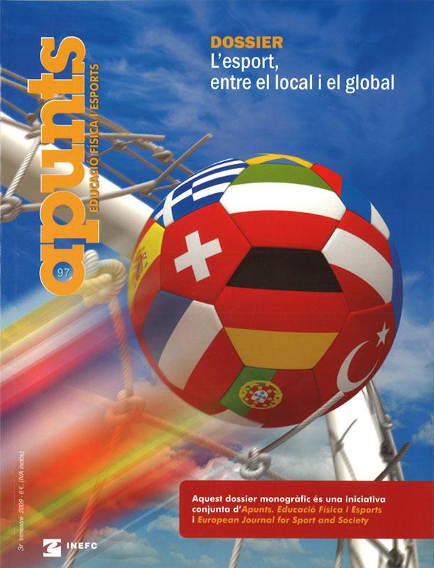 Cobrir 97 Apunts Educació Física i Esports. INEFC